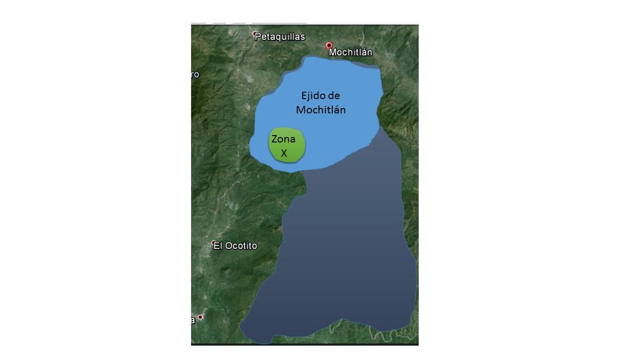 Ejido de Mochitlán