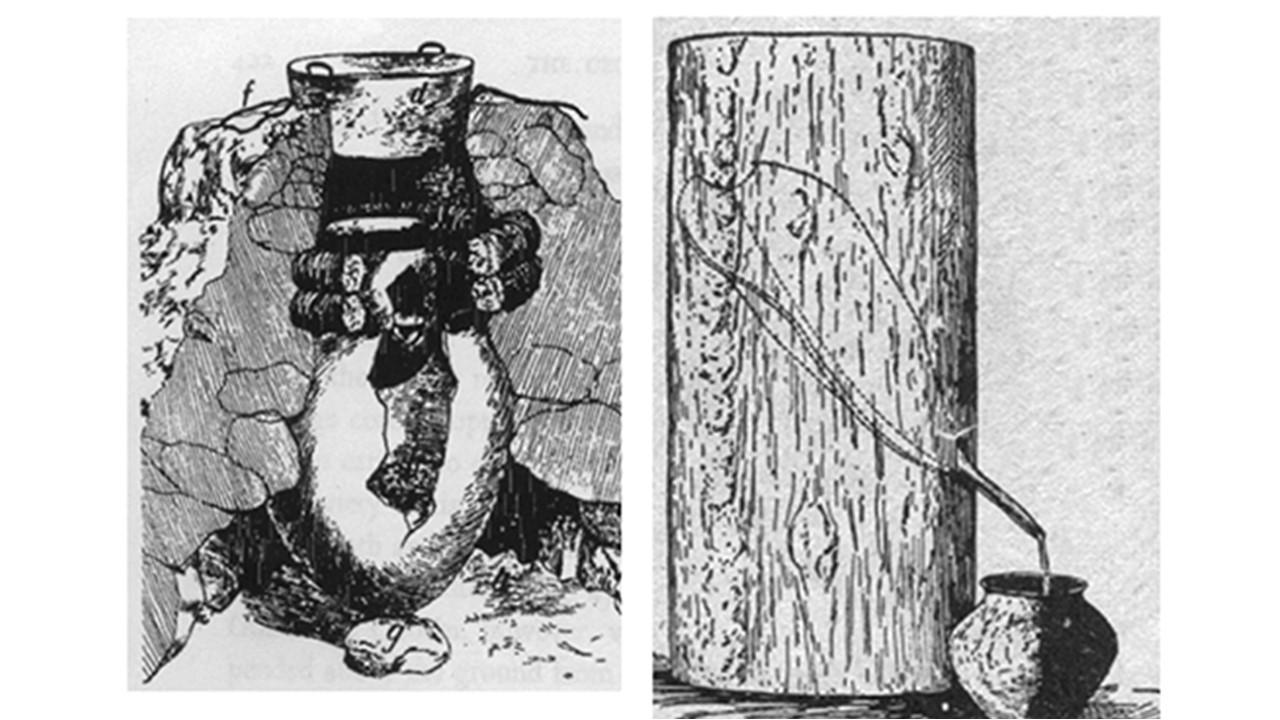 Destiladores de mezcal