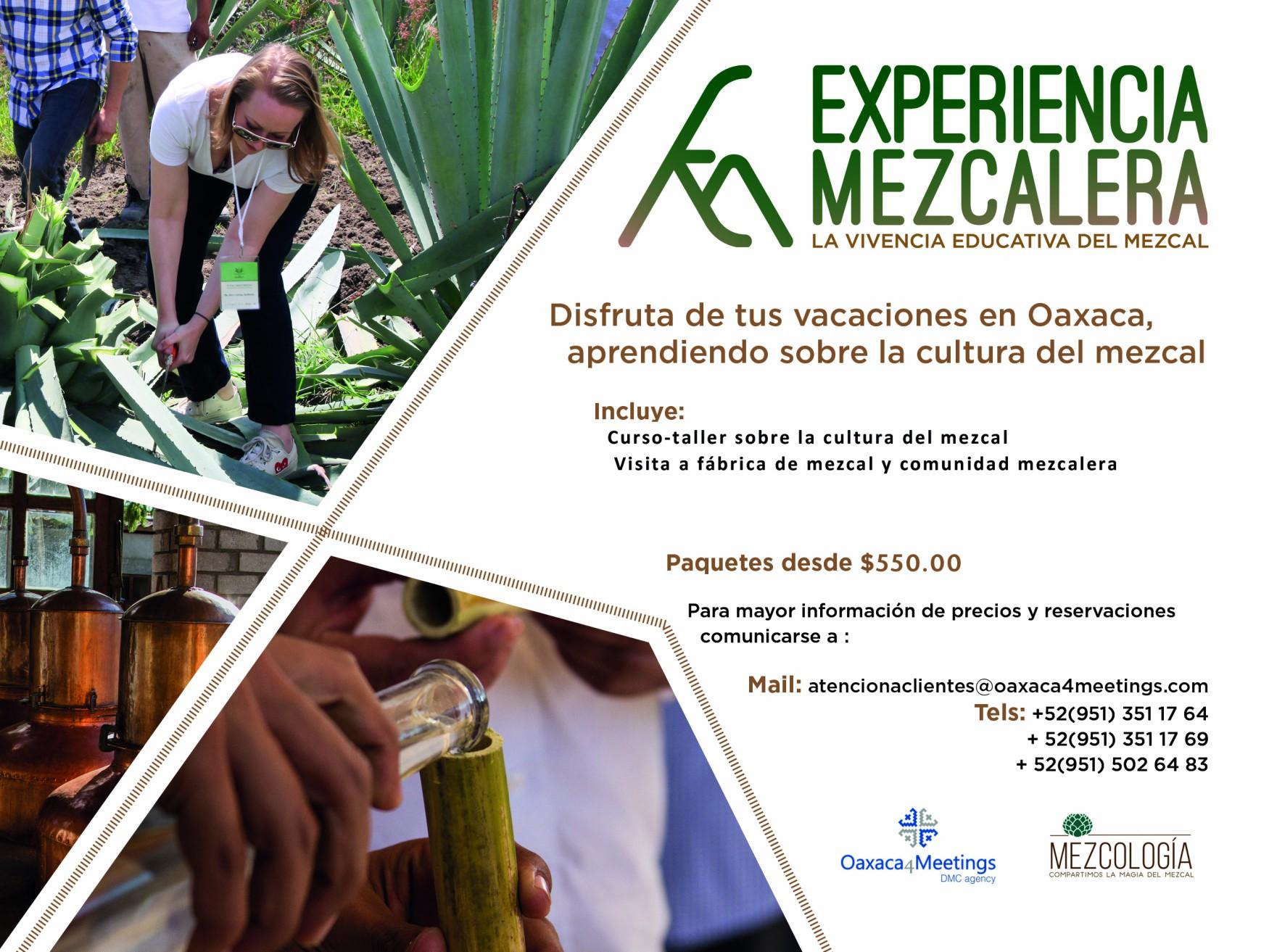Experiencia Mezcalera