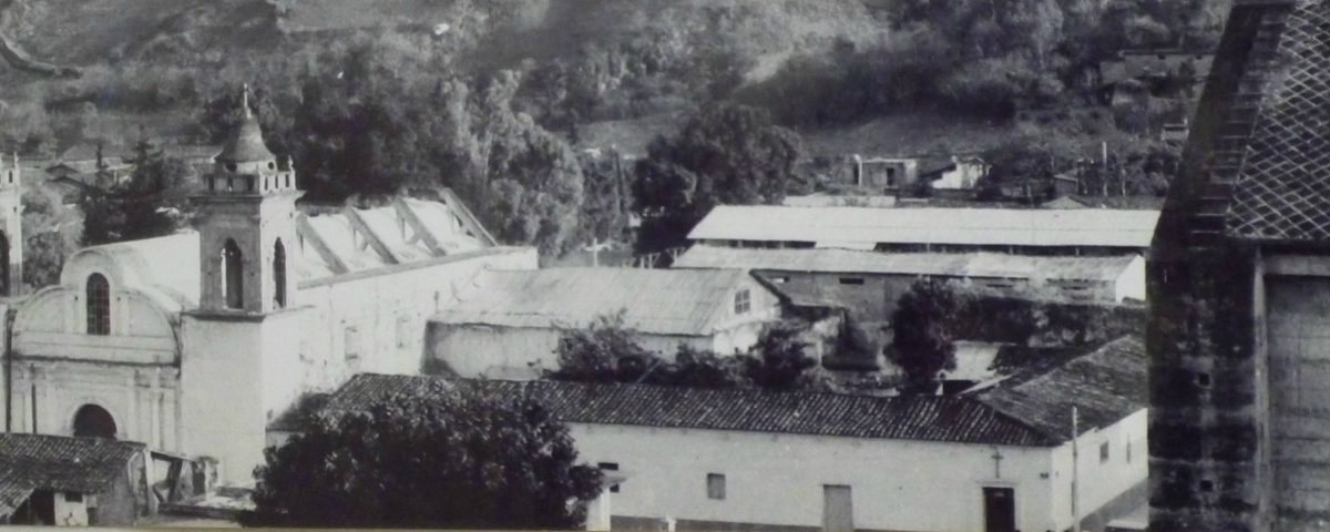 Destilados en la Nueva España