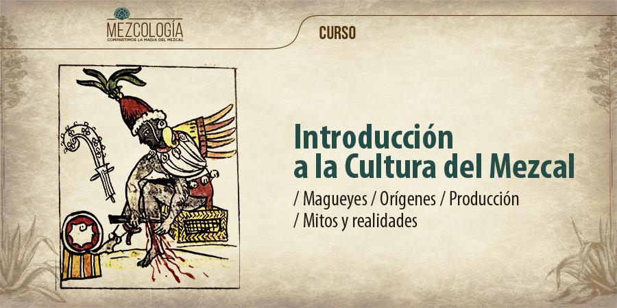 Introducción a la Cultura del Mezcal