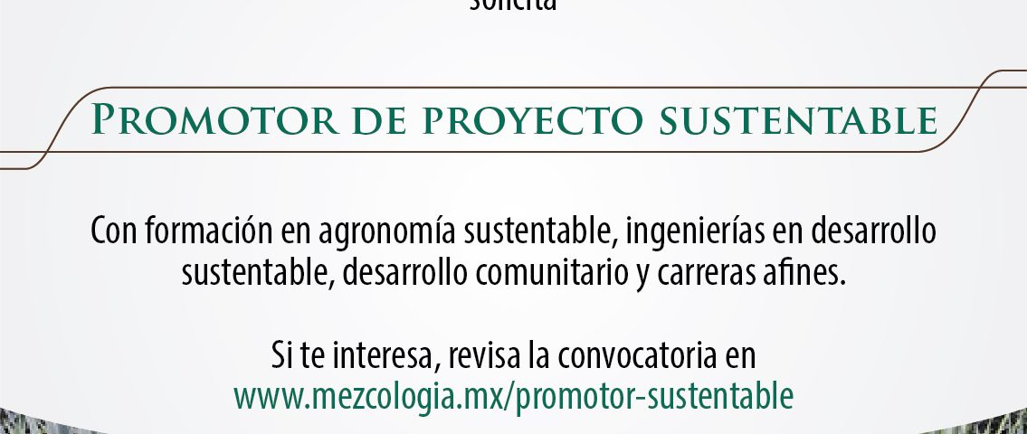 Promotor sustentable