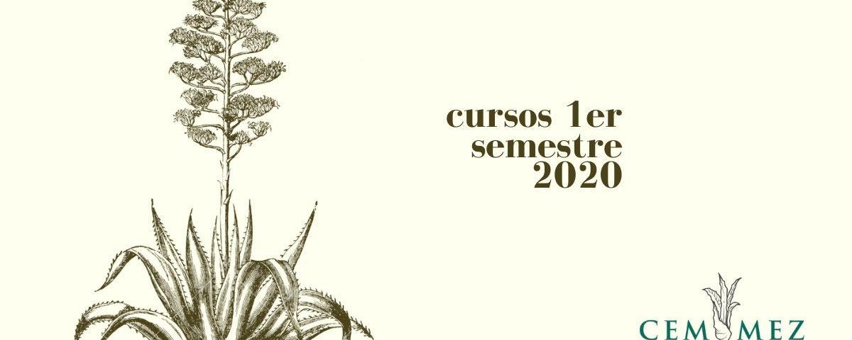 cursos mezcal 2020
