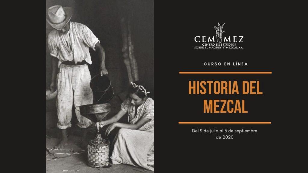 Historia del Mezcal