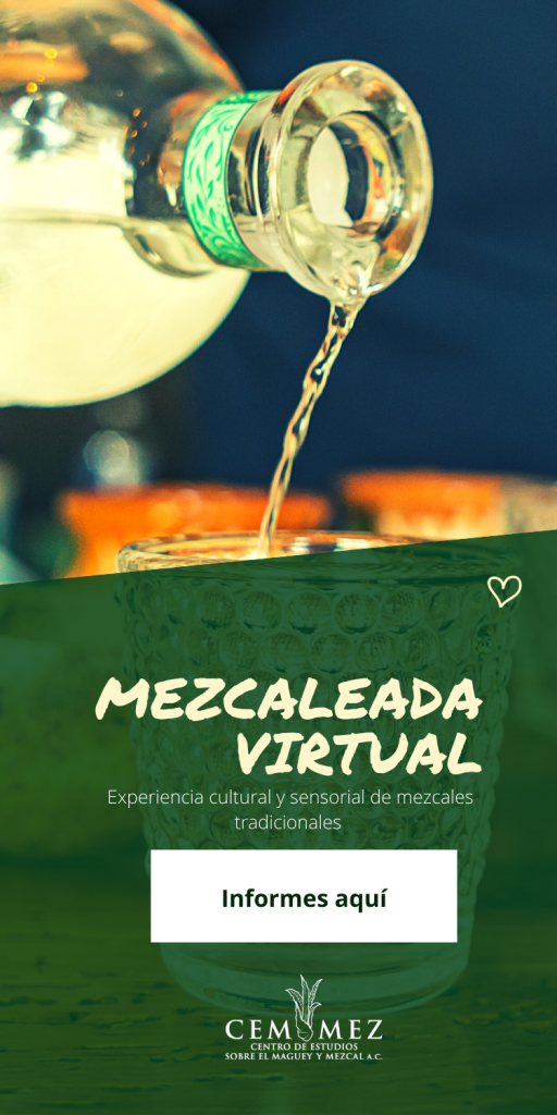 Mezcaleada virtual